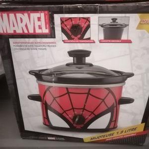 Marvel slow cooker